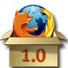 Mozilla Firefox 1.0 out of the box